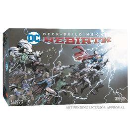 Cryptozoic DC: Comics DBG: Rebirth