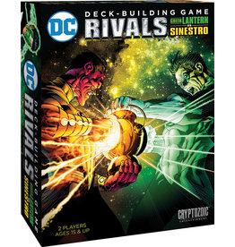 Cryptozoic DC: Comics DBG: Rivals - Green Lantern VS Sinestro