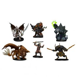 Wiz Kids D&D Icons of the Realms: Arkhan the Cruel and the Dark Order