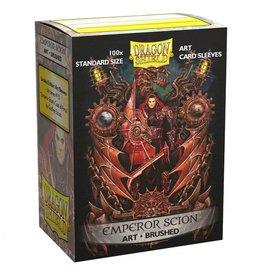 Dragon Shield: Art: Brushed Scion CoA (100)