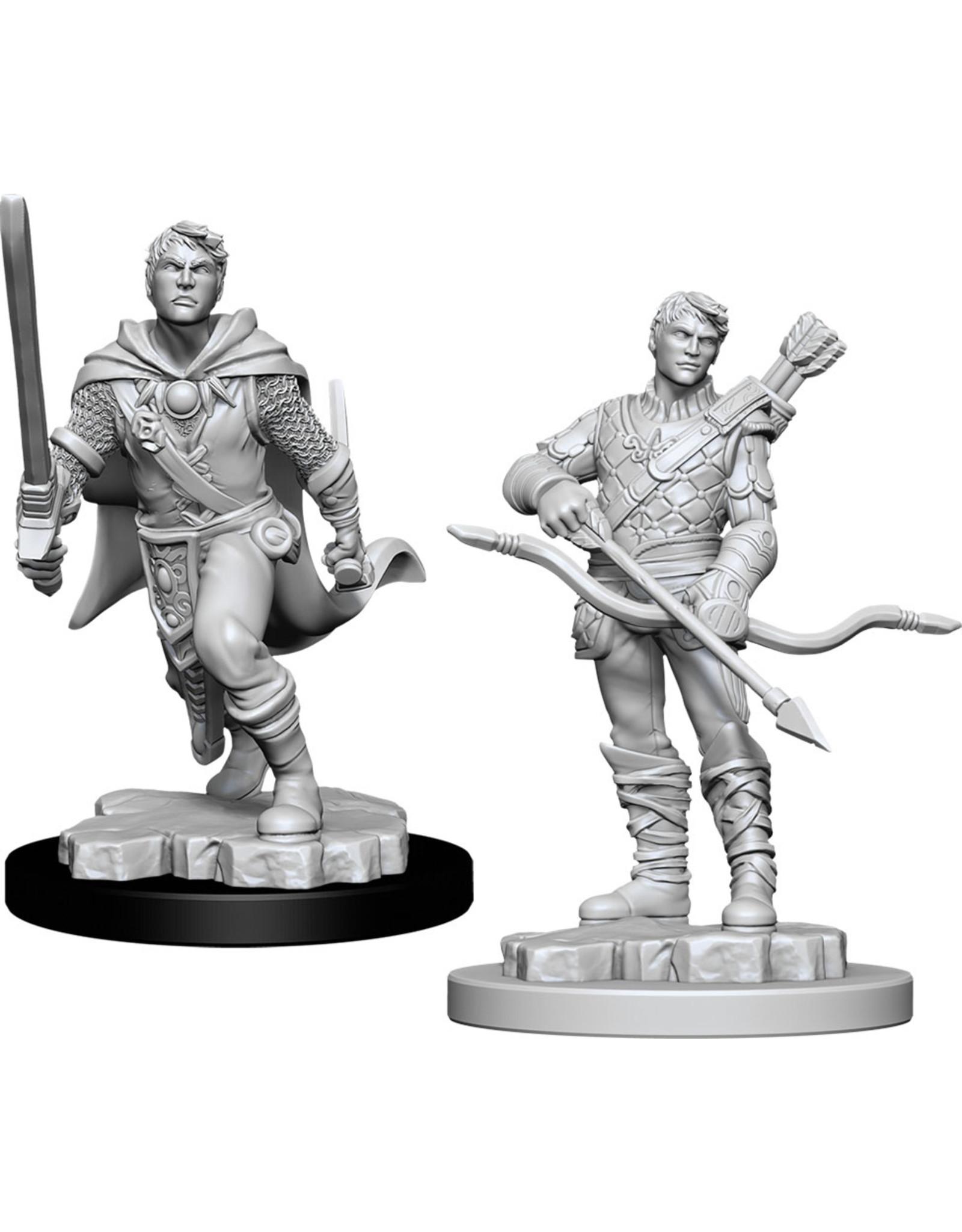 Wiz Kids D&D NMU: Male Human Ranger W11