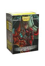 Dragon Shield: Art: Matte Scion Port (100)