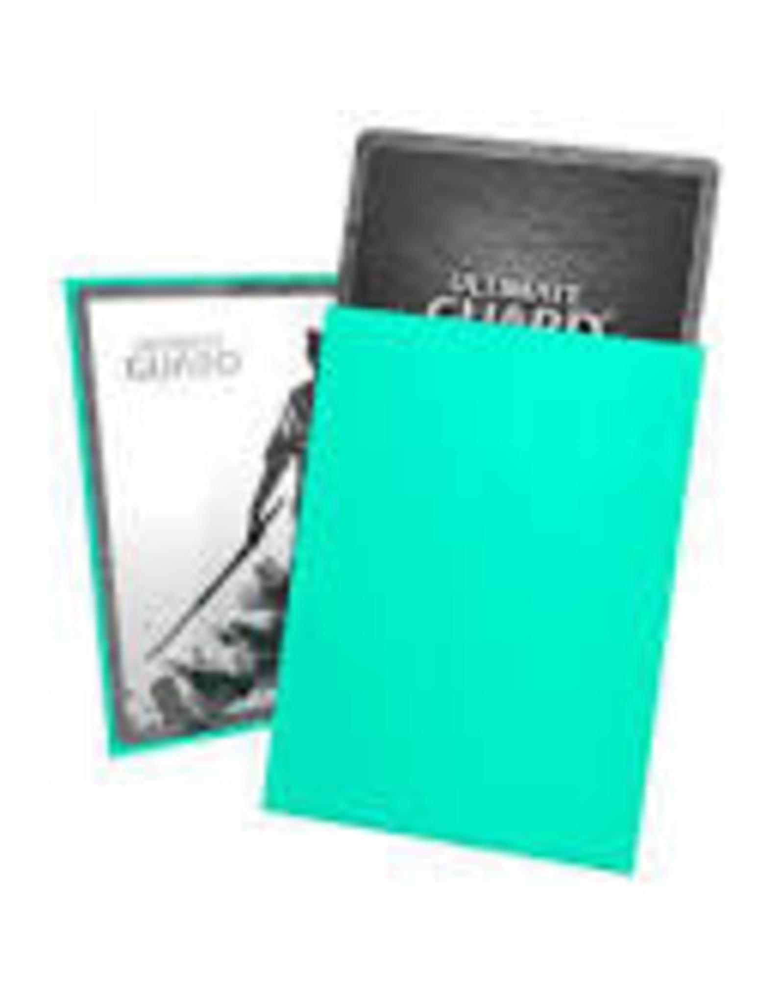 Ultimate Guard Katana Sleeve Turquoise 100ct
