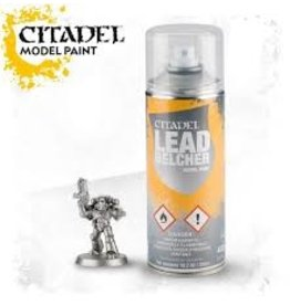 Citadel Citadel Paints: Spray - Leadbelcher