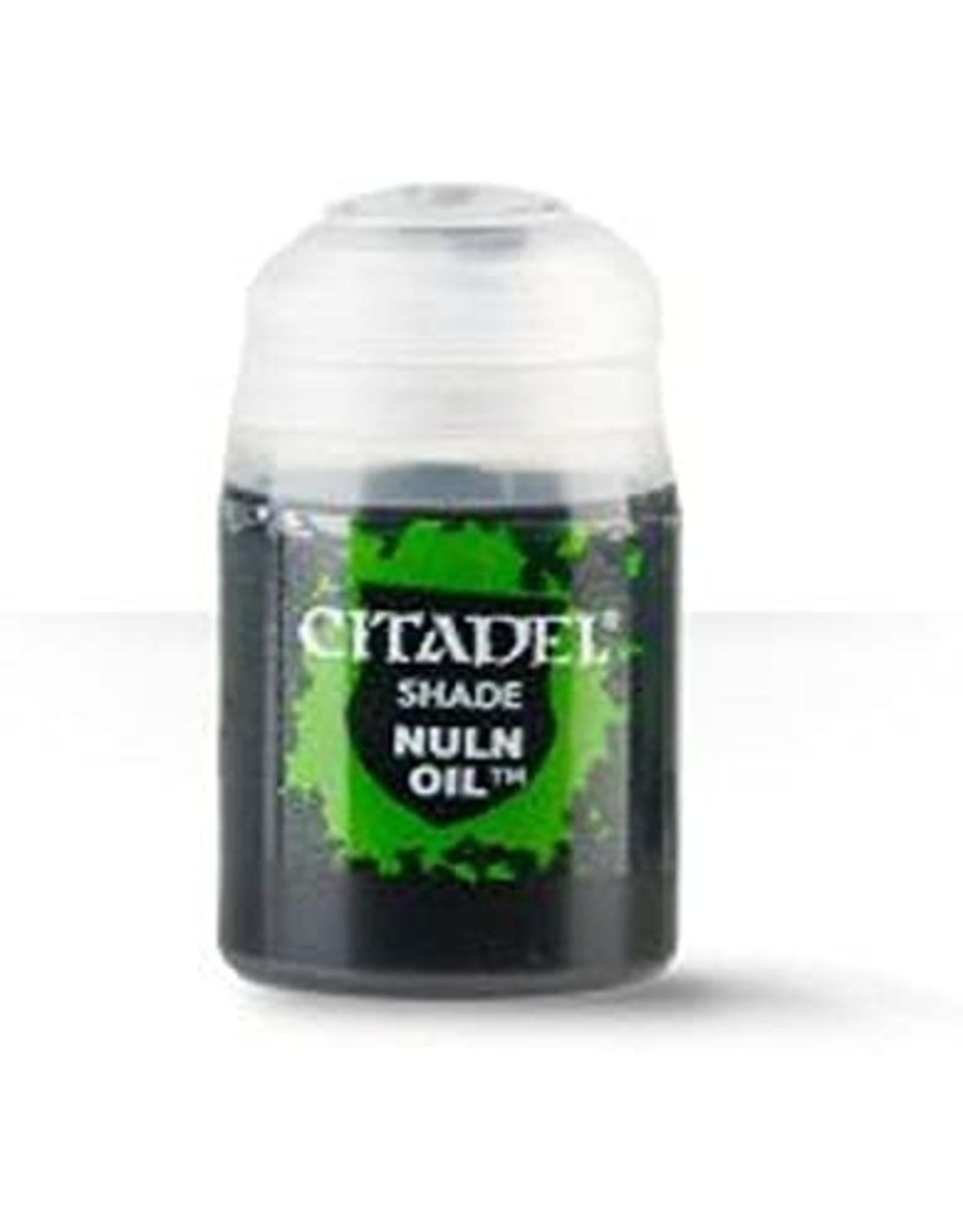 Citadel Citadel Paints: Shade - Nuln Oil (24ml)