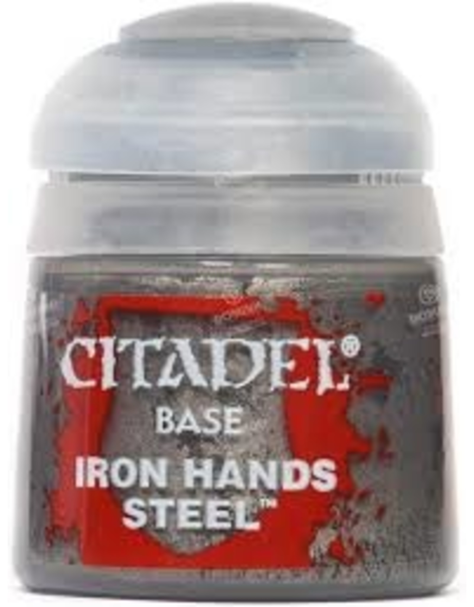Citadel Citadel Paints: Base - Iron Hands Steel