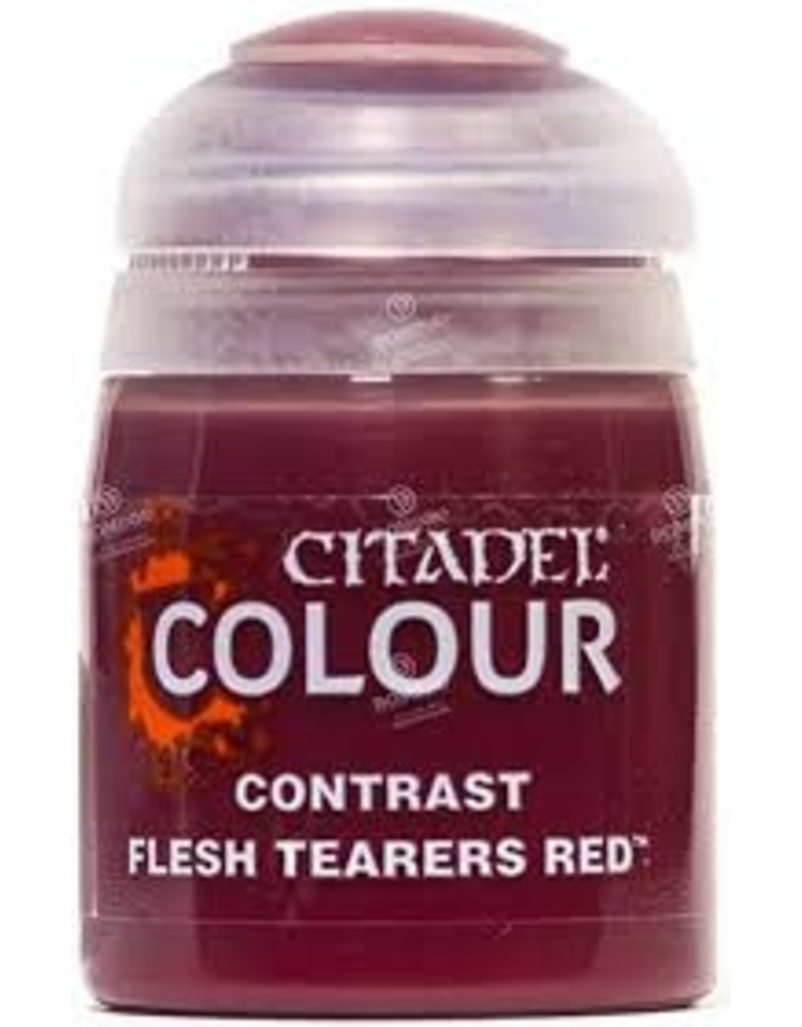 Citadel Citadel Paints: Contrast - Flesh Tearers Red