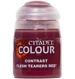 Citadel Citadel Paints: Contrast - Flesh Tearers Red