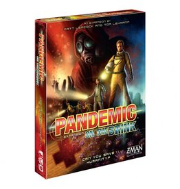 Z-Man Games Pandemic: On The Brink Exp