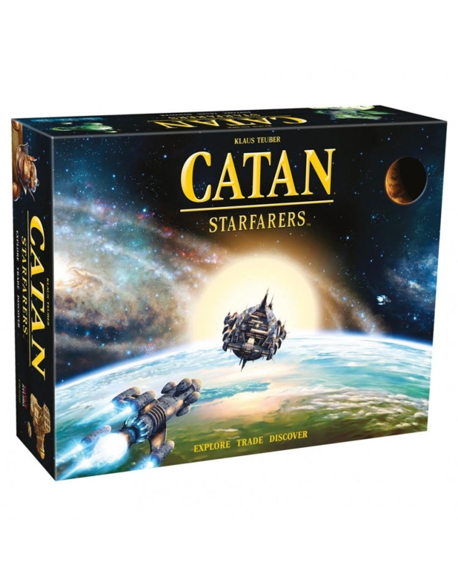 Catan Studios Catan Starfarers 2nd Edition