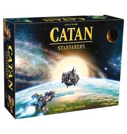 Mayfair Games Catan Starfarers 2nd Edition
