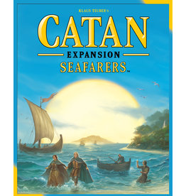 Mayfair Games Catan Seafarers