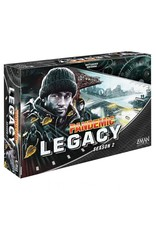 Z-Man Games Pandemic: Legacy Season 2 - Black