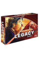 Z-Man Games Pandemic: Legacy Season 1 - RED