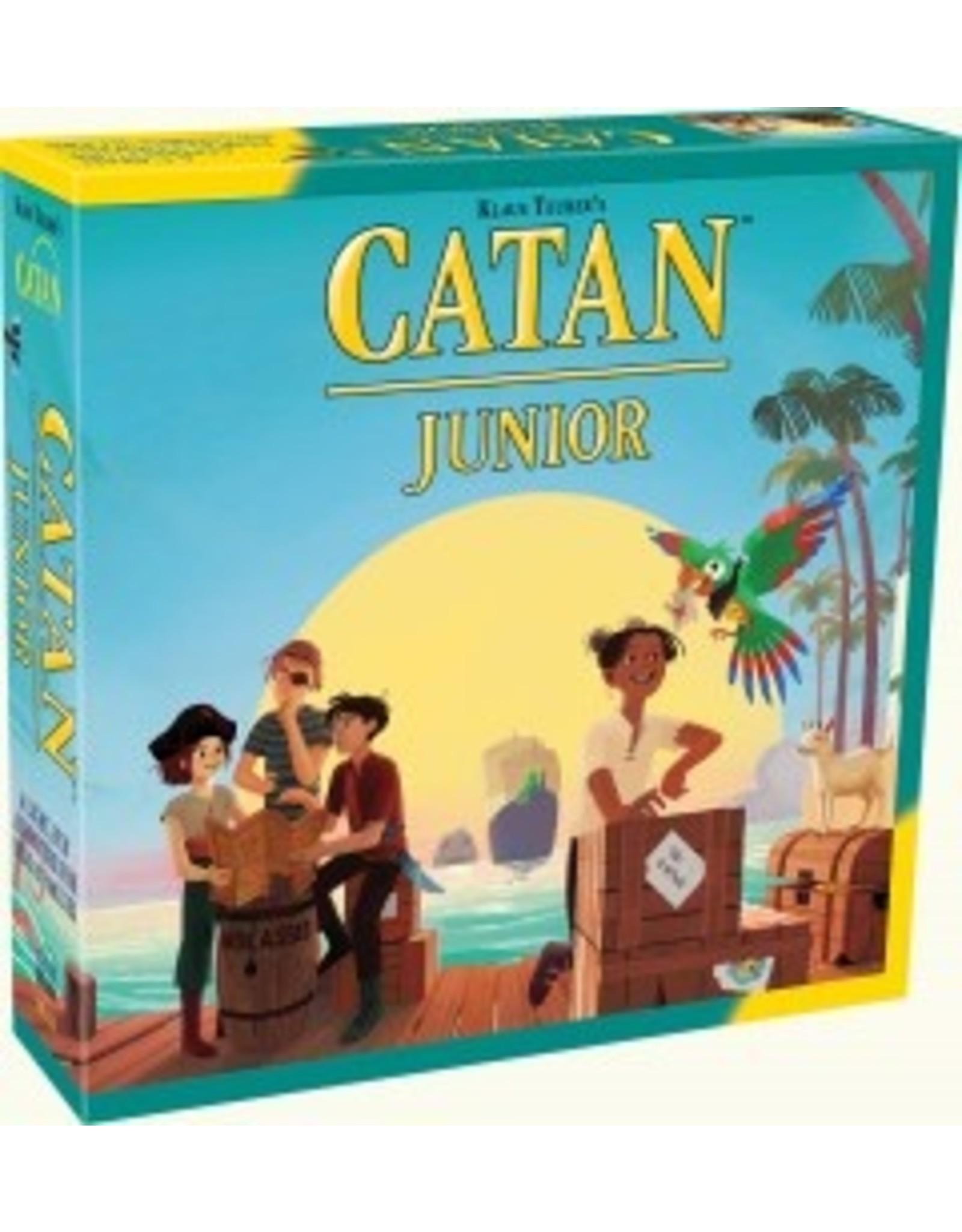 Asmodee Catan: Junior