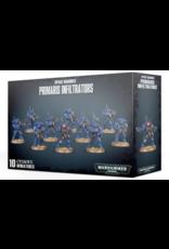 Warhammer 40K Space Marines Primaris Infiltrators