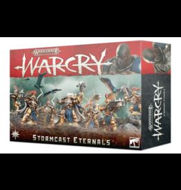 Tactical Miniature Games Warcry: Stormcast Eternals