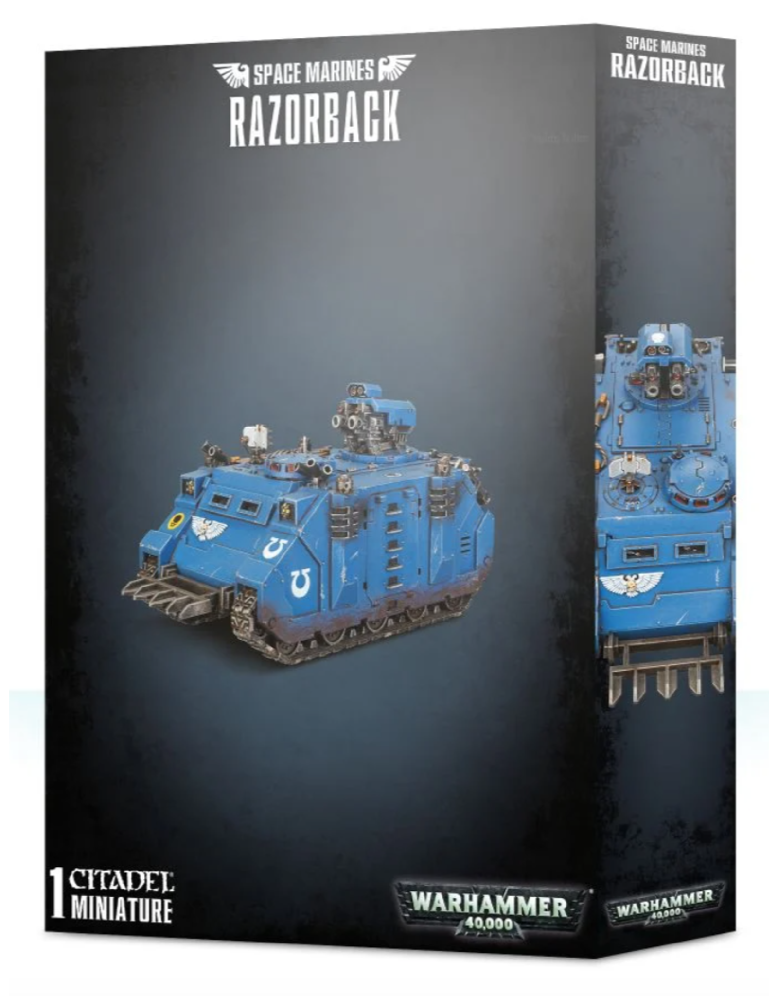 Warhammer 40K Space Marine Razorback