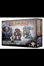 Tactical Miniature Games Necromunda: Ambot Automata