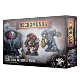 Tactical Miniature Games Necromunda: Ambot Automata
