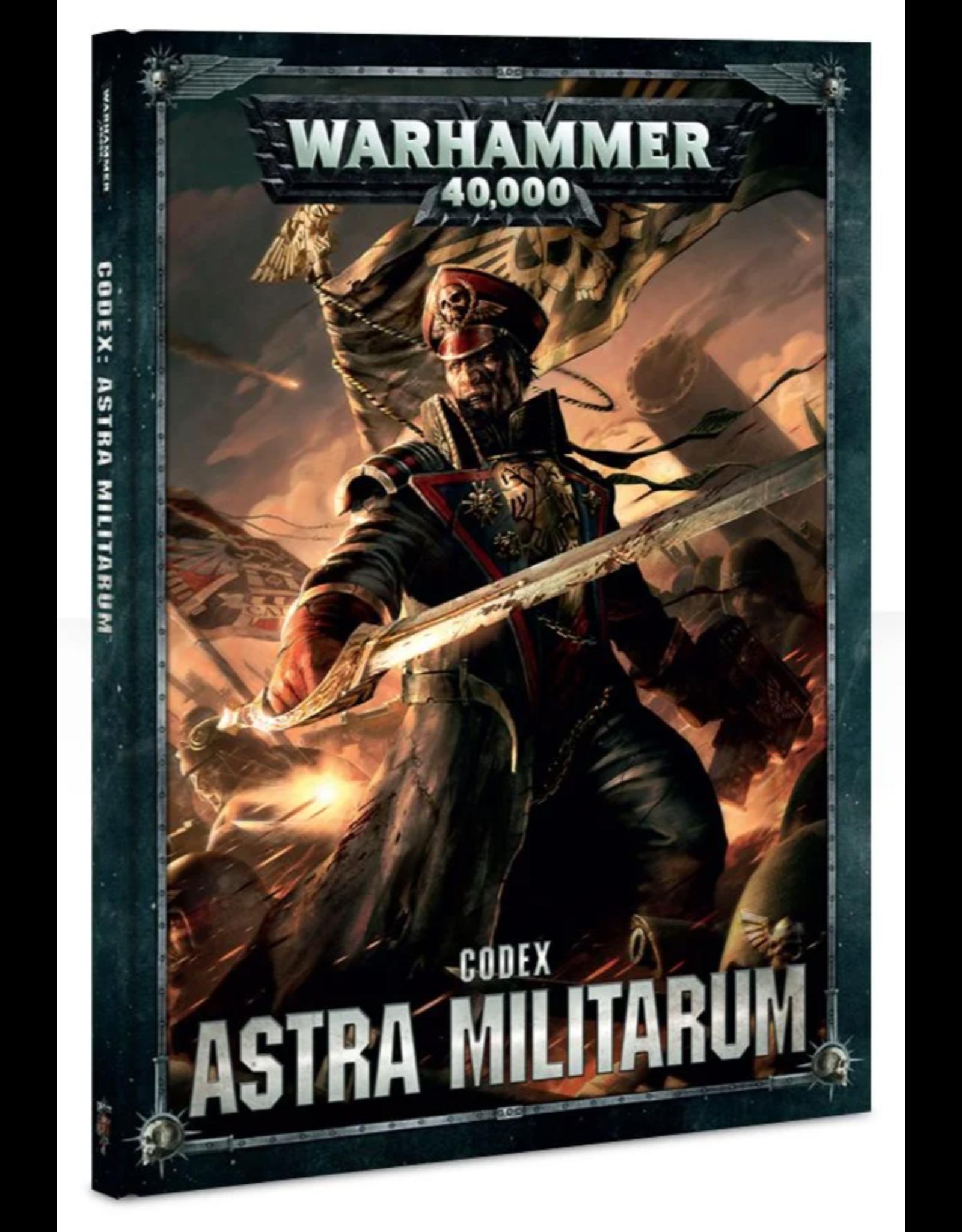 Warhammer 40K Codex: Astra Militarum