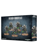 Warhammer 40K Necron Immortals / Deathmarks