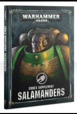 Warhammer 40K Codex: Salamanders