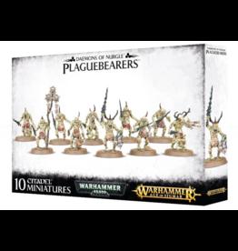 Warhammer 40K Plaguebearers of Nurgle