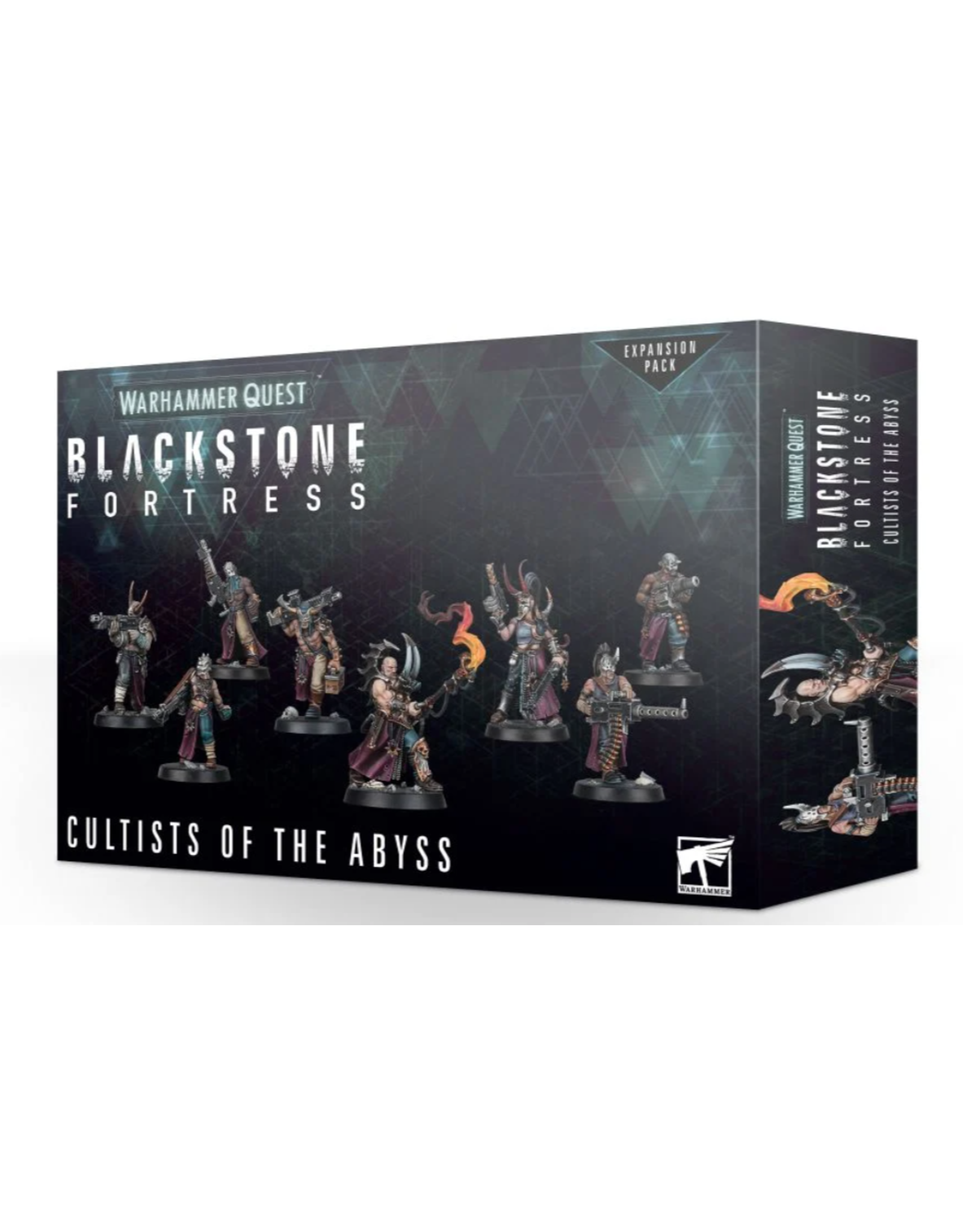 Blackstone Fortress Blackstone Fortress: Cultists of the Abyss