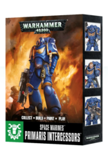Warhammer 40K Space Marine Easy to Build Primaris Intercessor