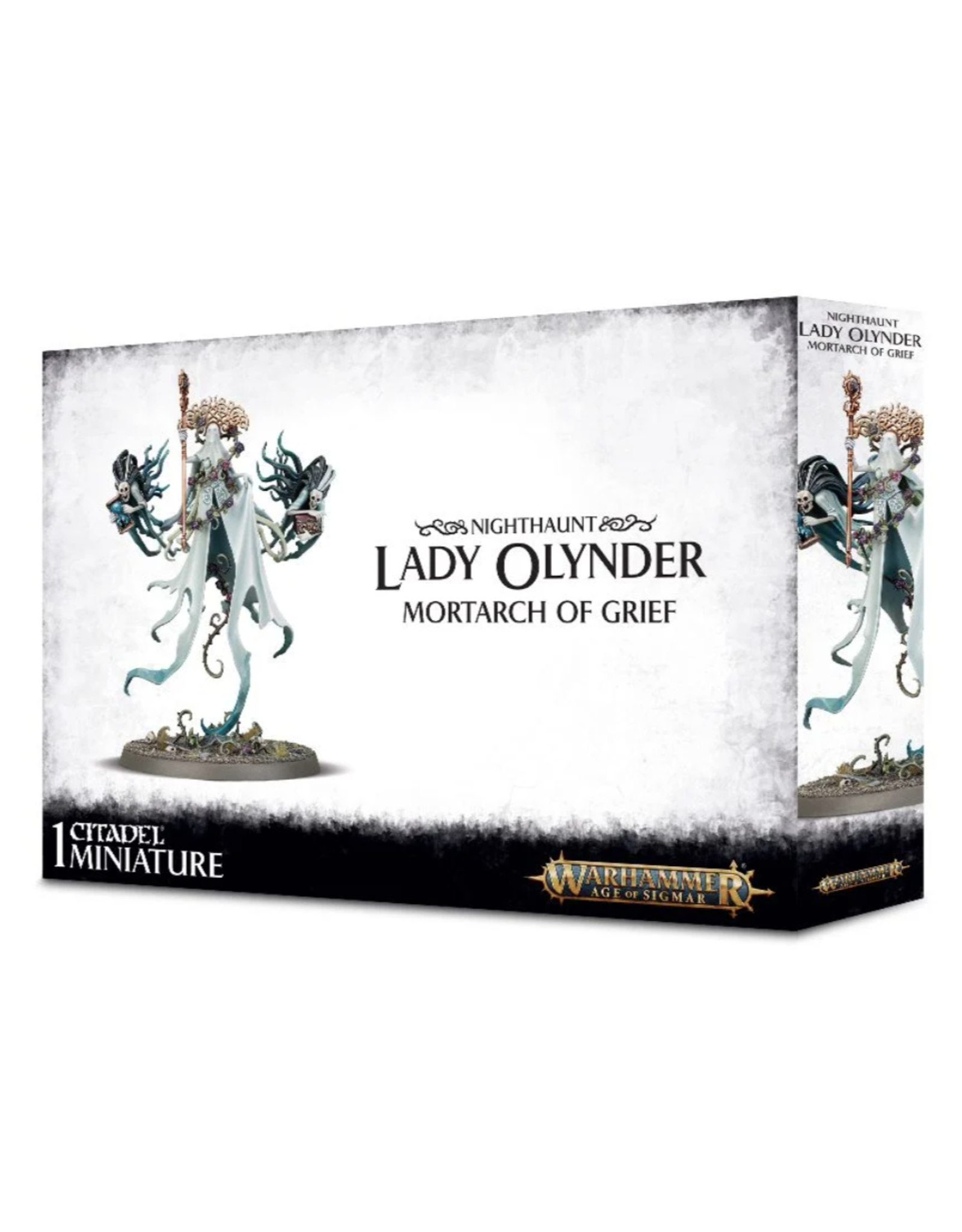 Age of Sigmar Lady Olynder, Mortarch of Grief