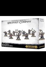 Age of Sigmar Kharadron Overlords: Arkanaut Company