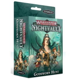 Tactical Miniature Games WH Underworlds: Godsworn Hunt