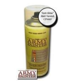 Army Painter Army Painter Spray: Anti-Shine Matte Varnish