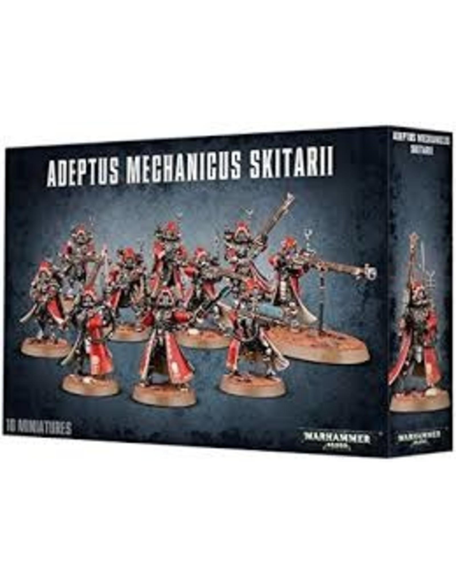 Warhammer 40K Adeptus Mechanicus Skitarii