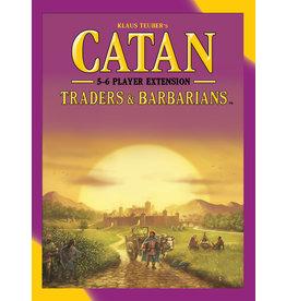 Catan Studios Catan Traders and Barbarians 5-6 player expansion