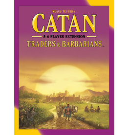 Mayfair Games Catan Traders and Barbarians 5-6 player expansion