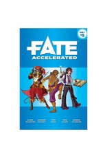 Role Playing Fate: Accelerated Edition