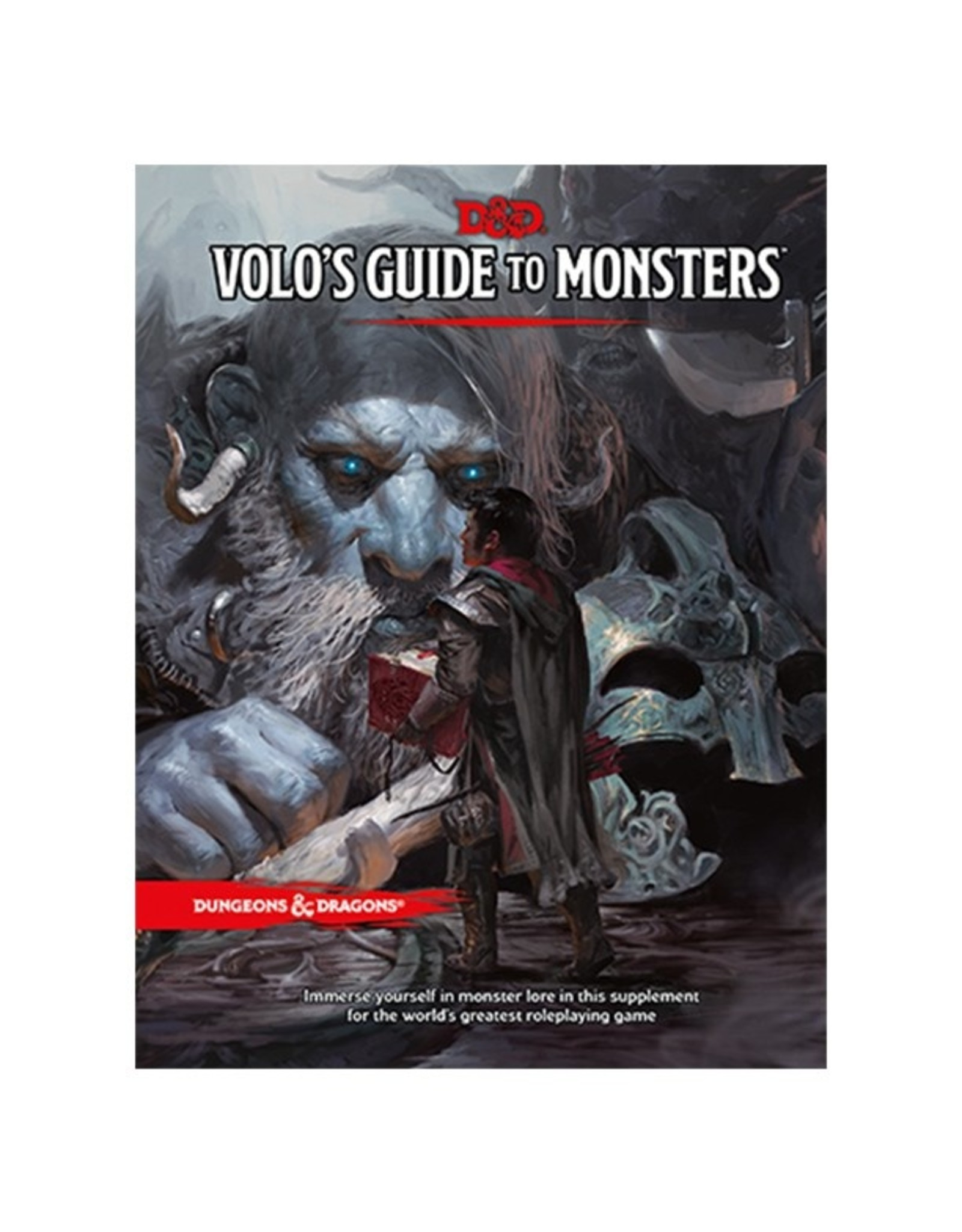 Dungeons & Dragons D&D 5E: Volo's Guide to Monsters