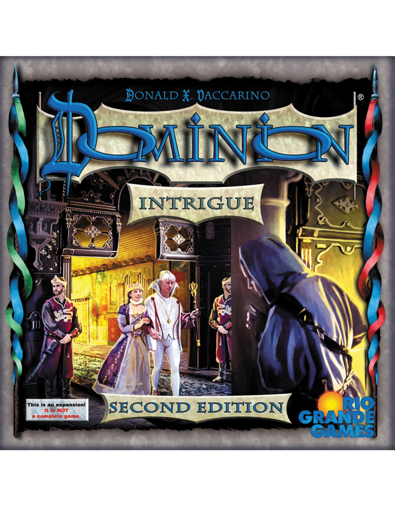 Rio Grande Dominion: Intrigue 2E