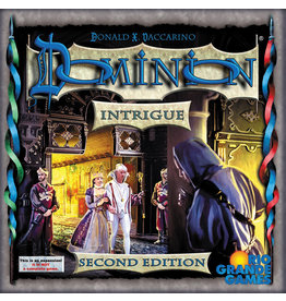Rio Grande Dominion: Intrigue 2E
