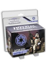 Fantasy Flight Games SW: Imperial Assault: Captain Terro Villian Pack