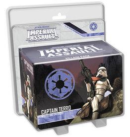 Fantasy Flight Games SW: IA: Captain Terro Villian Pack
