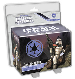 Fantasy Flight Games SW: Imperial Assault: Captain Terro Villian Pack