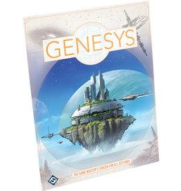 Fantasy Flight Games Genesys RPG: Game Master`s Screen