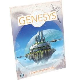Genesys RPG: Game Master`s Screen