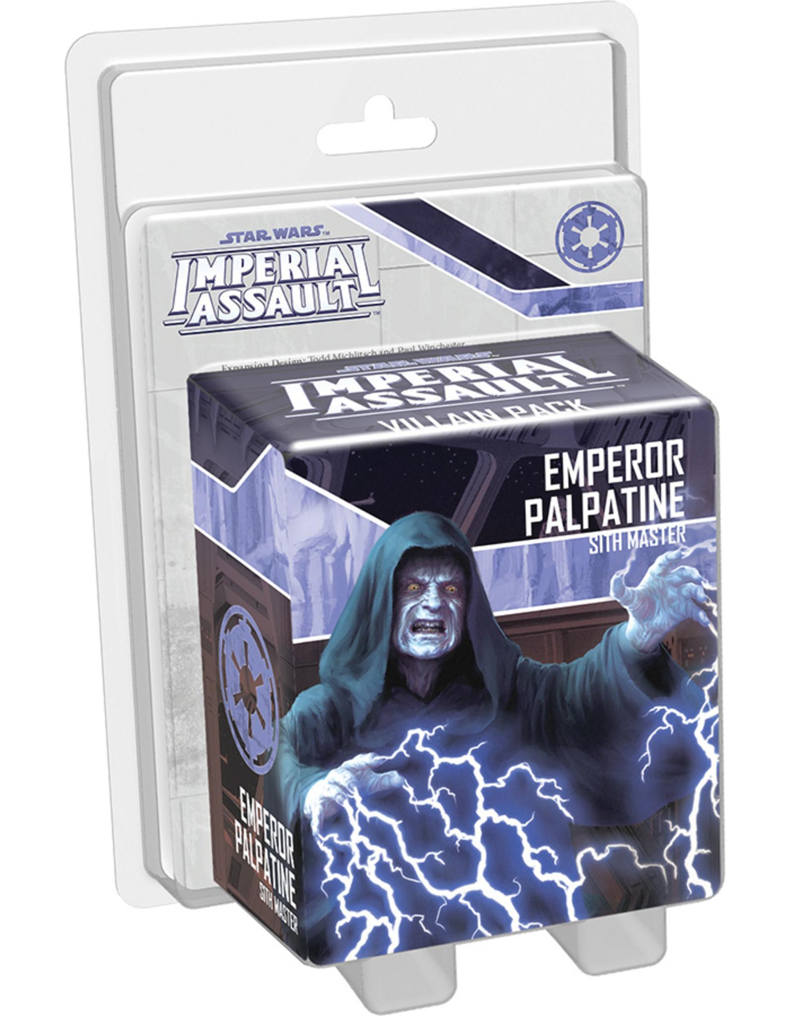 Fantasy Flight Games Star Wars Imperial Assault: Emperor Palpatine Villain