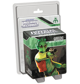 Fantasy Flight Games SW: Imperial Assault: Greedo Villain Pack