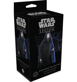 Tactical Miniature Games Star Wars: Legion - Emperor Palpatine Commander Expansion