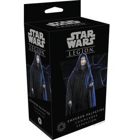 Tactical Miniature Games Star Wars: Legion - Emperor Palpatine Commander Expansion